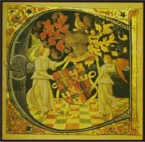 Armoiries de Philippe de Villers de L'Isle Adam