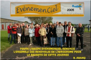 Evenementciel 2005