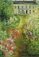 L'allée des roses par Roselyne Albert, 4° prix