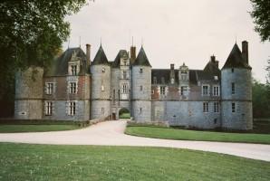 Le château de Fleurigny