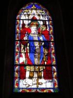 Vitrail de Saint Memmie