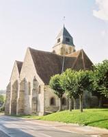 l'église de Thorigny