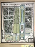 Plan ancien du parc